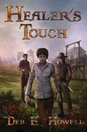 Healer's Touch Ebook Cover