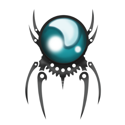 Mechanical Spider Logo