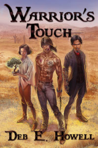 Warrior's Touch by Deb E Howell ebook cover
